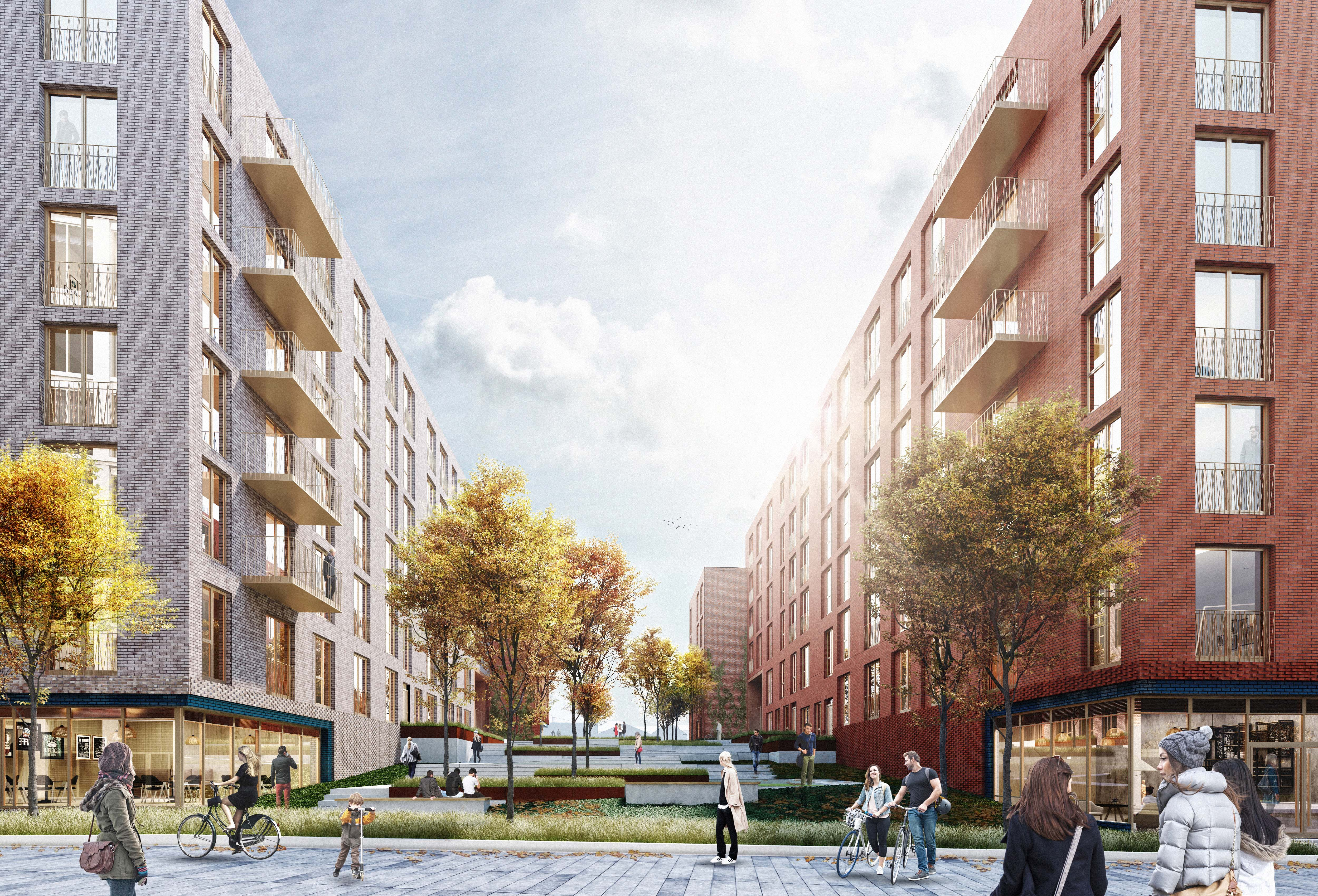 234 Home New Fountainbridge Secures Planning Approval Scottish Housing News